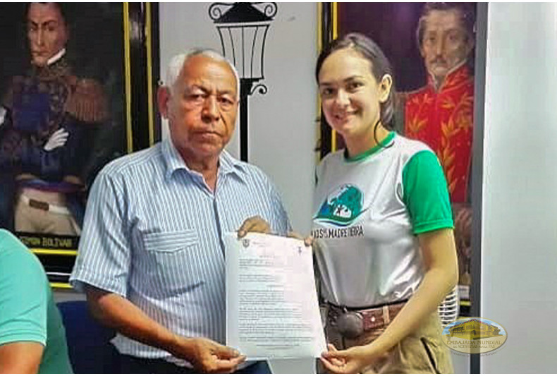 Resolución 030 apoya proclama en Andalucía (Valle)