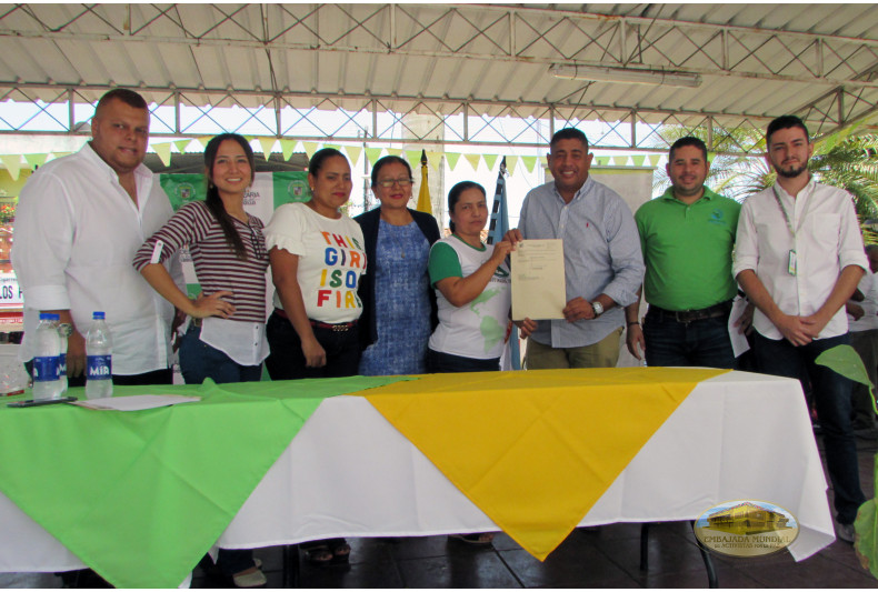 Resolución 780 del municipio de Candelaria