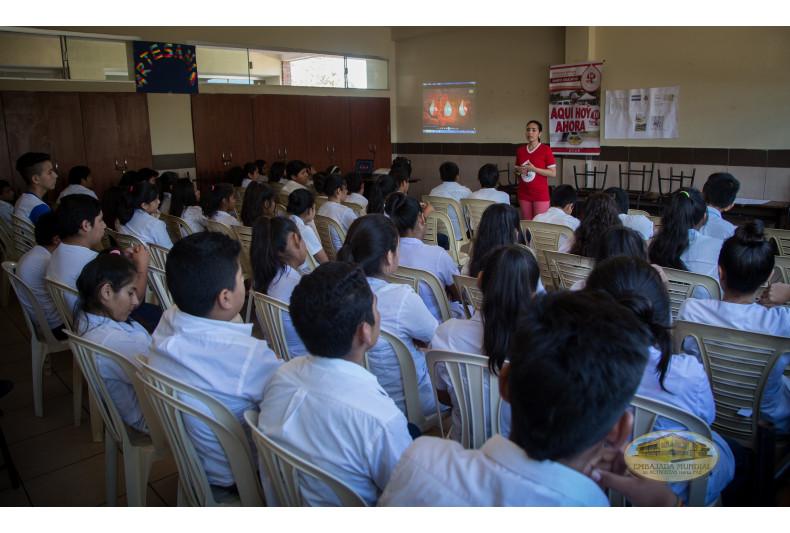 """Unidad Educativa """"Virgen de Fátima"""""""