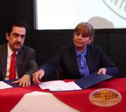 Convenio de Cooperación con el PARLACEN | EMAP