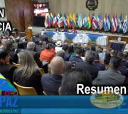 CUMIPAZ 2018 - Resumen Sesión Justicia   EMAP
