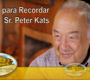 Educar para Recordar - Sr. Peter Kats V_13min | EMAP