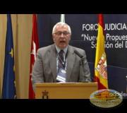 Justice for Peace - Judicial Forum in Spain - Dr. James Kirkpatrick Stewart I GEAP