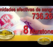 Consolidado 8 Maratones Internacionales de Donación de Sangre   EMAP