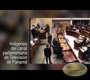 Dr. William Soto presenta Huellas para no olvidar en la Asamblea Nacional de Panama
